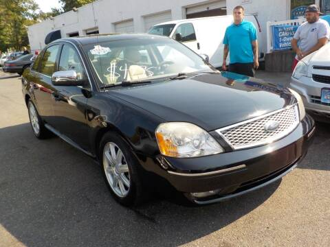 2007 Ford Five Hundred for sale at United Auto Land in Woodbury NJ