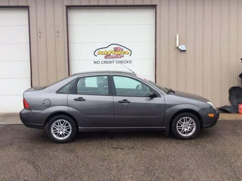 2007 Ford Focus for sale at The AutoFinance Center in Rochester MN