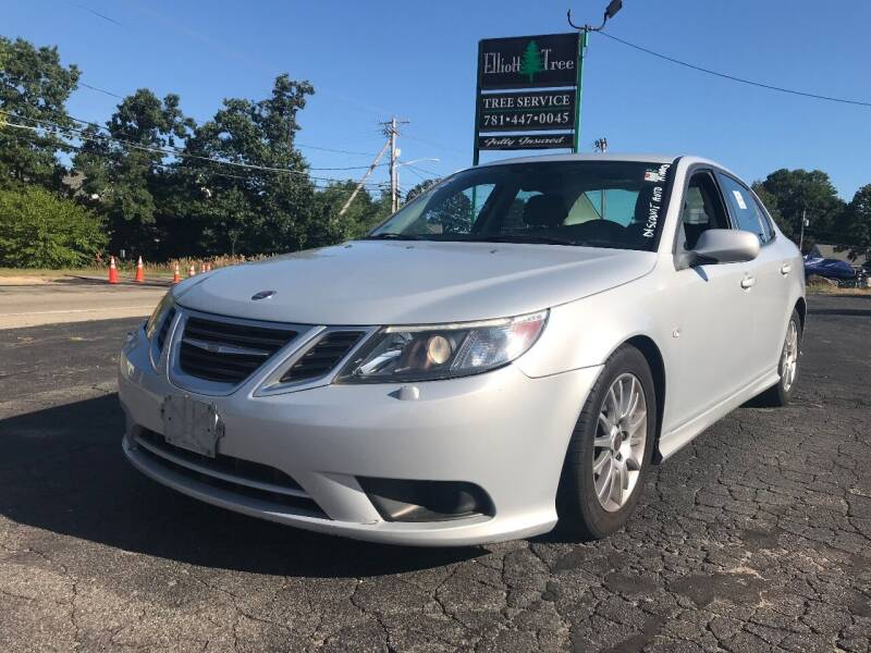 2008 Saab 9-3 for sale at Irving Auto Sales in Whitman MA