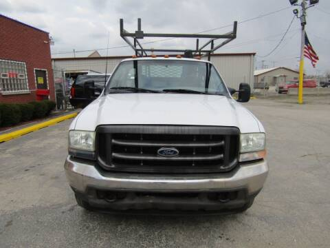 2003 Ford F-350 Super Duty for sale at X Way Auto Sales Inc in Gary IN
