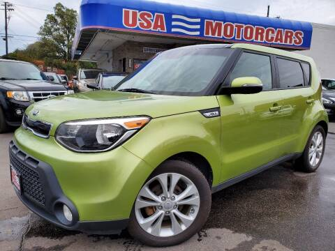 2014 Kia Soul for sale at USA Motorcars in Cleveland OH
