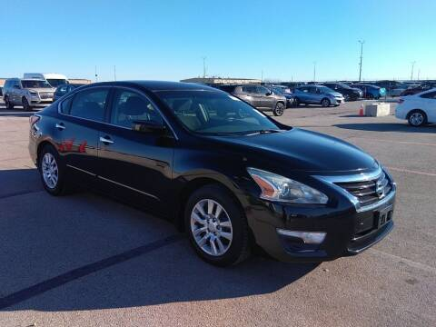 2014 Nissan Altima for sale at NORTH CHICAGO MOTORS INC in North Chicago IL