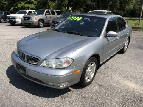 2001 Infiniti I30 for sale at Auto Cars in Murrells Inlet SC