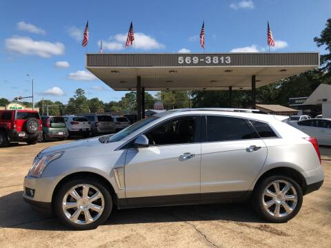 2013 Cadillac SRX for sale at BOB SMITH AUTO SALES in Mineola TX