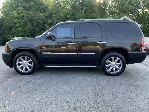 2011 GMC Yukon for sale at Simple Auto Solutions LLC in Greensboro NC
