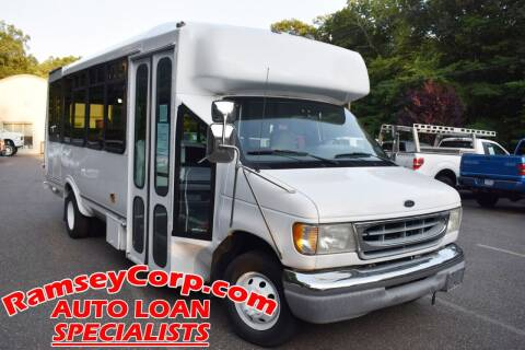 1999 Ford E-Series Chassis for sale at Ramsey Corp. in West Milford NJ