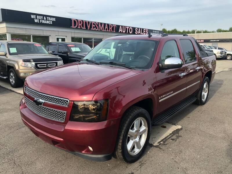 2009 Chevrolet Avalanche for sale at DriveSmart Auto Sales in West Chester OH