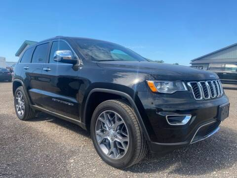 2020 Jeep Grand Cherokee for sale at FAST LANE AUTOS in Spearfish SD
