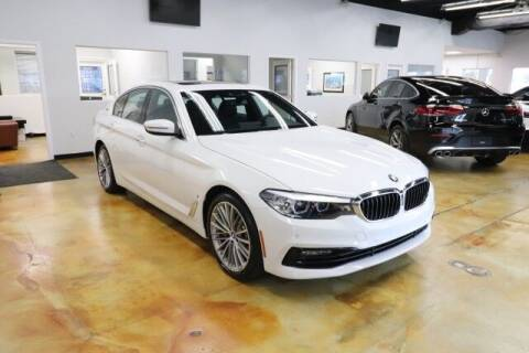 2018 BMW 5 Series for sale at RPT SALES & LEASING in Orlando FL