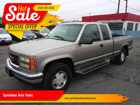 1998 GMC Sierra 1500 for sale at Speedway Auto Sales in Yakima WA