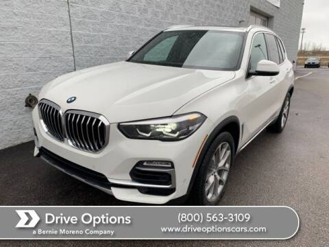 2020 BMW X5 for sale at Drive Options in North Olmsted OH