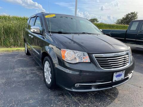 2012 Chrysler Town and Country for sale at Alan Browne Chevy in Genoa IL