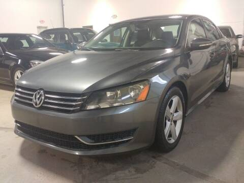2012 Volkswagen Passat for sale at MULTI GROUP AUTOMOTIVE in Doraville GA