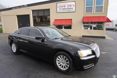2012 Chrysler 300 for sale at I-Deal Cars LLC in York PA