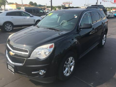 2014 Chevrolet Equinox for sale at ROUTE 6 AUTOMAX in Markham IL
