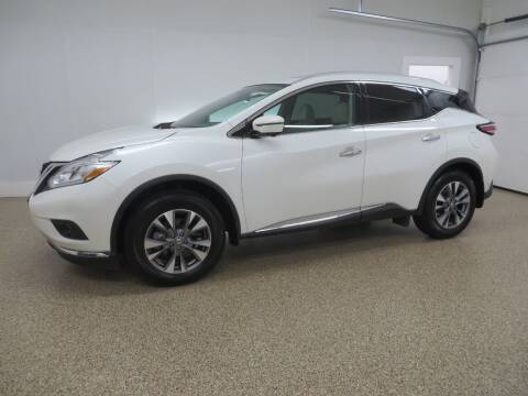 2017 Nissan Murano for sale at HTS Auto Sales in Hudsonville MI