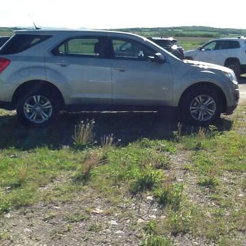 2013 Chevrolet Equinox for sale at Garys Sales & SVC in Caribou ME