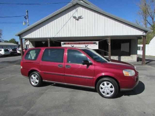 2005 Chevrolet Uplander for sale at Eagle Auto Center in Seneca Falls NY