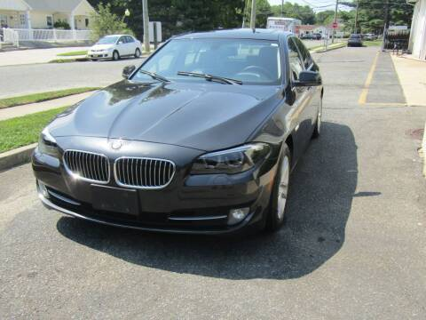 2013 BMW 5 Series for sale at Homer Ave Automotive in Pleasantville NJ