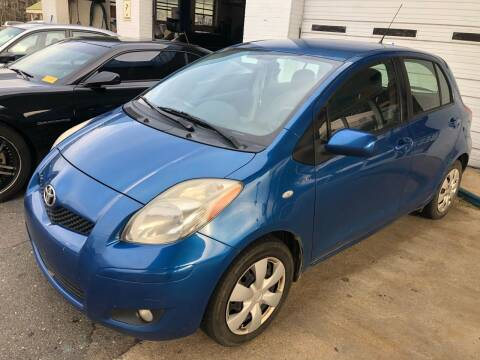 2011 Toyota Yaris for sale at Auto Smart Charlotte in Charlotte NC