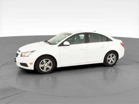 2013 Chevrolet Cruze for sale at Apollo Auto El Monte - Apollo Auto Thousand Oaks in Thousand Oaks CA