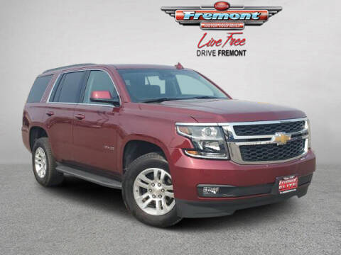 2020 Chevrolet Tahoe for sale at Rocky Mountain Commercial Trucks in Casper WY