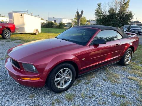2005 Ford Mustang for sale at MBL Auto in Fredericksburg VA