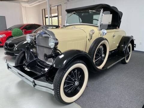 1930 Ford Model A for sale at Mag Motor Company in Walnut Creek CA
