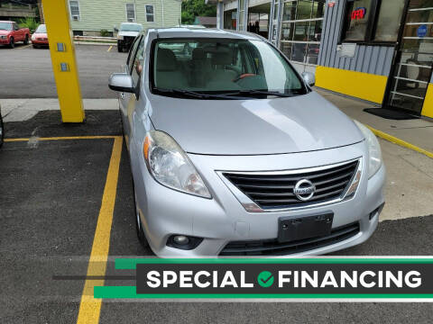 2013 Nissan Versa for sale at VALLEY IMPORTS LLC in Cincinnati OH