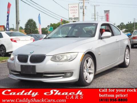 2011 BMW 3 Series for sale at CADDY SHACK CARS in Edgewater MD