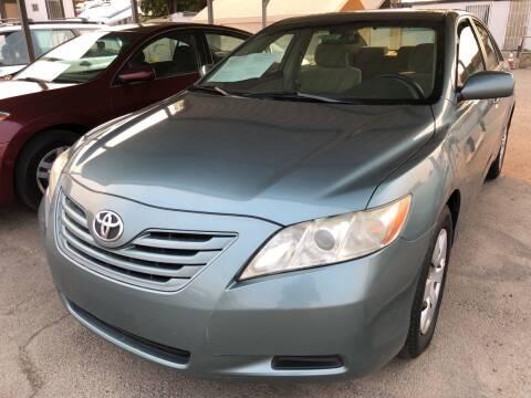 2009 Toyota Camry for sale at El Compadre Auto Plaza in Modesto CA
