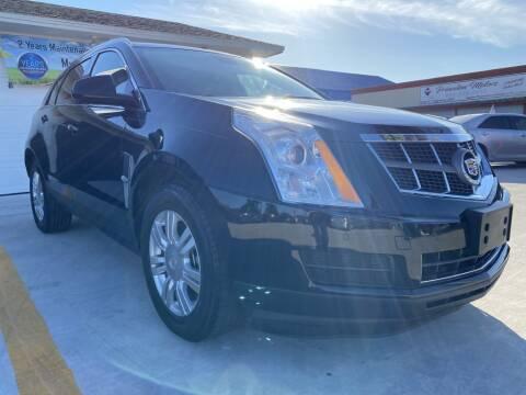 2012 Cadillac SRX for sale at Princeton Motors in Princeton TX