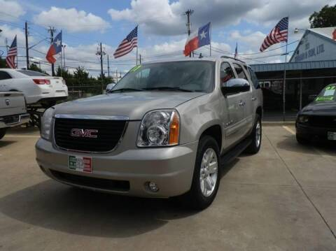 2007 GMC Yukon for sale at ASHE AUTO SALES, LLC. - ASHE AUTO SALES in Dallas TX