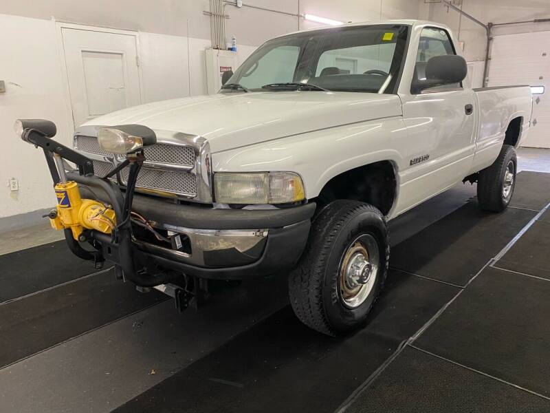 2002 Dodge Ram Pickup 2500 for sale at TOWNE AUTO BROKERS in Virginia Beach VA
