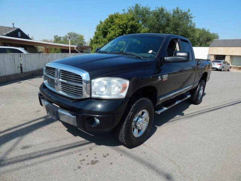 2008 Dodge Ram Pickup 3500 for sale at Dave's discount auto sales Inc in Clearfield UT