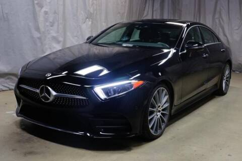 2019 Mercedes-Benz CLS for sale at Fincher's Texas Best Auto & Truck Sales in Houston TX