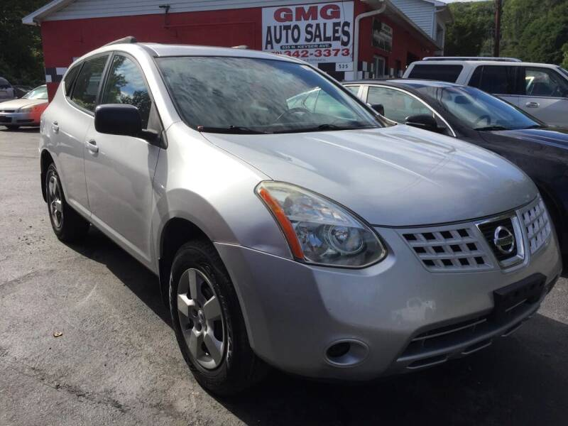 2008 Nissan Rogue for sale at GMG AUTO SALES in Scranton PA