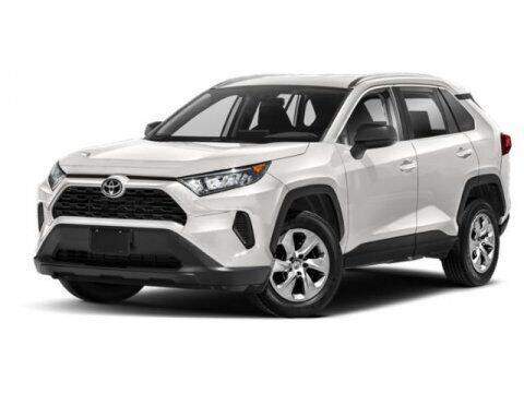 2021 Toyota RAV4 for sale at BEAMAN TOYOTA in Nashville TN