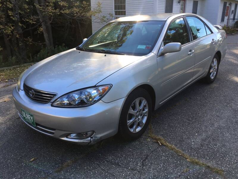 2005 Toyota Camry for sale at Olney Auto Sales in Williford AR