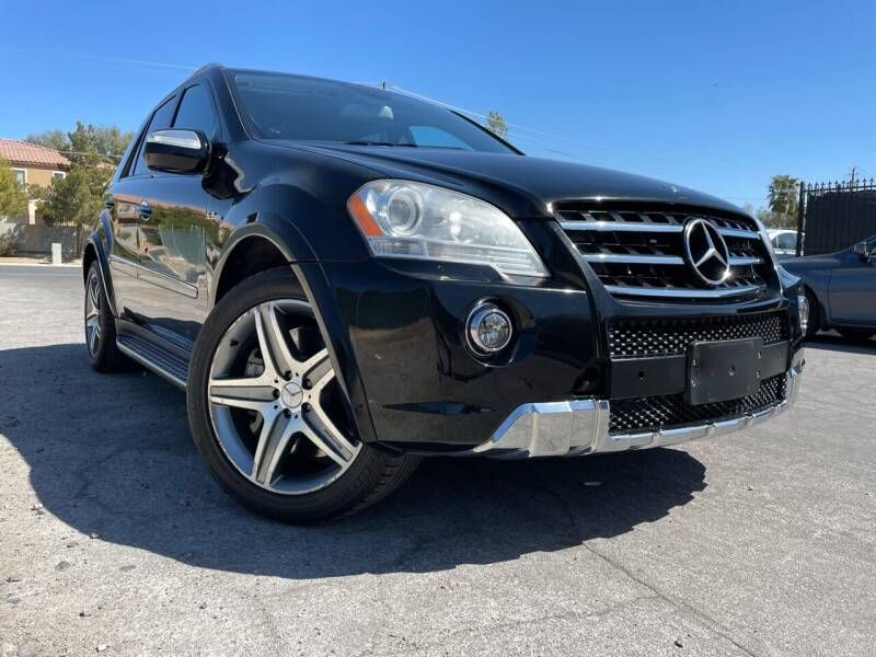 2009 Mercedes-Benz M-Class for sale at Boktor Motors in Las Vegas NV