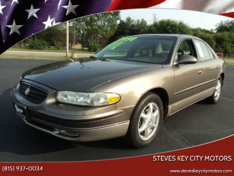 2002 Buick Regal for sale at Steves Key City Motors in Kankakee IL
