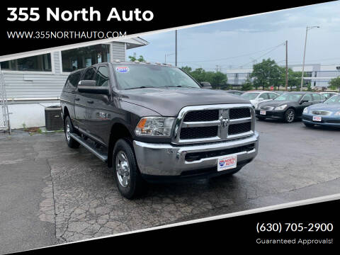 2015 RAM Ram Pickup 3500 for sale at 355 North Auto in Lombard IL