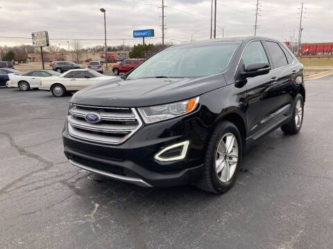 2016 Ford Edge for sale at Auto Outlets USA in Rockford IL