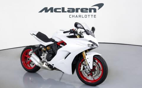 2019 Ducati SUPERSPORT S