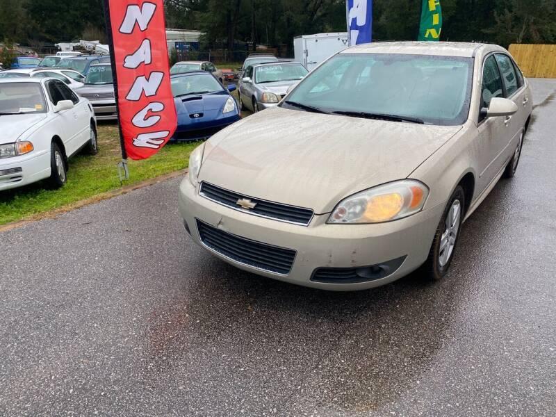 2010 Chevrolet Impala for sale at Nash's Auto Sales Used Car Dealer in Milton FL