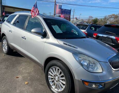 2010 Buick Enclave for sale at Primary Motors Inc in Commack NY