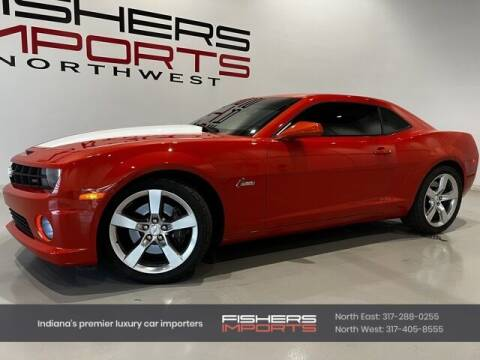 2010 Chevrolet Camaro for sale at Fishers Imports in Fishers IN