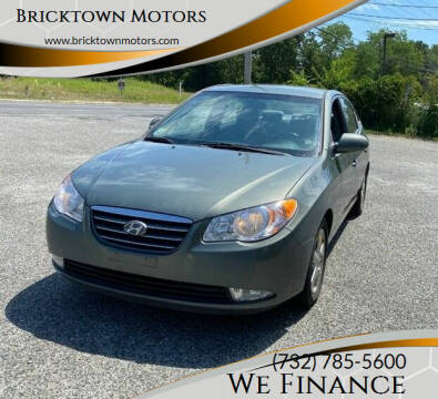 2009 Hyundai Elantra for sale at Bricktown Motors in Brick NJ