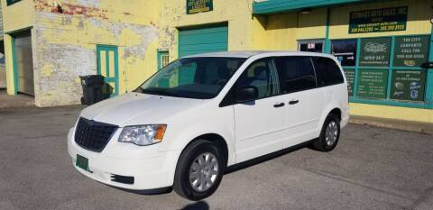 2008 Chrysler Town and Country for sale at Stewart Auto Sales Inc in Central City NE