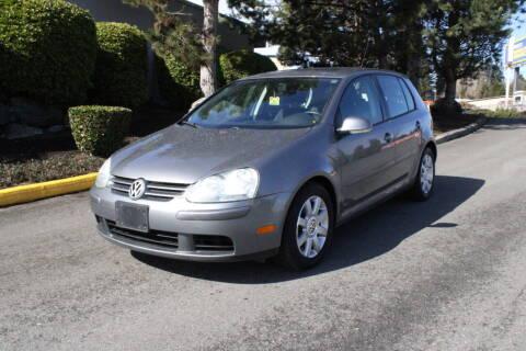 2008 Volkswagen Rabbit for sale at SS MOTORS LLC in Edmonds WA